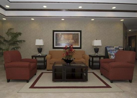 Comfort Inn Naugatuck: Lobby