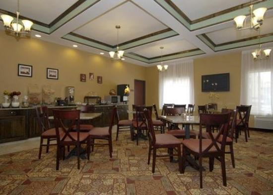 Comfort Inn Naugatuck: Restaurant