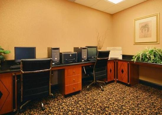 Comfort Suites at Harbison: Business Center