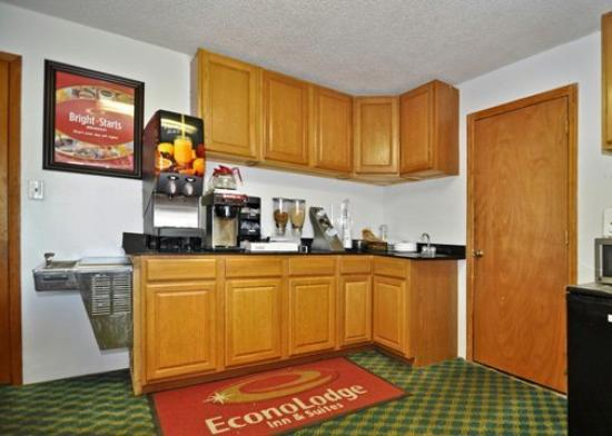 ‪‪Econo Lodge Inn& Suites Albany‬: Restaurant‬