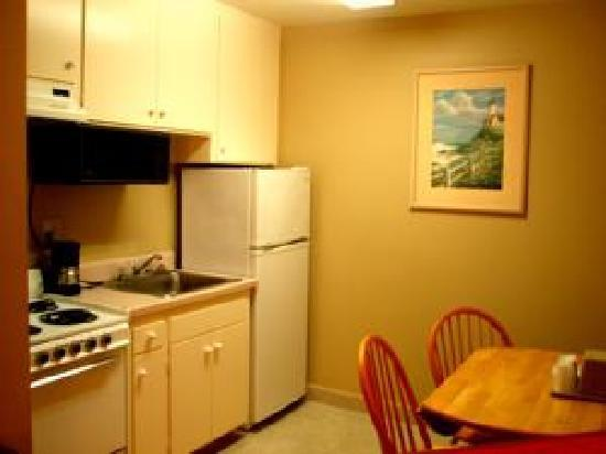 Travelers Inn & Suites: Kitchen-2