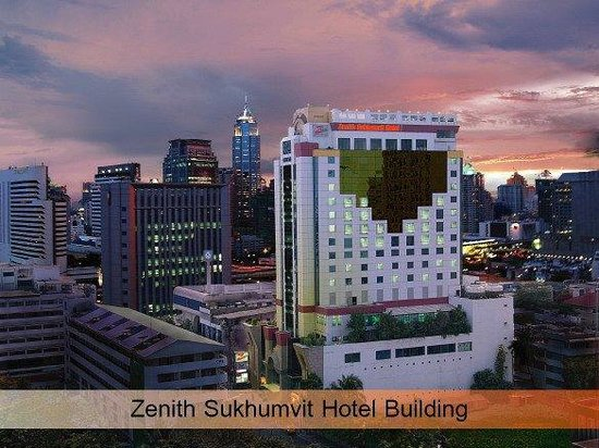 Photo of Zenith Sukhumwit Hotel Bangkok