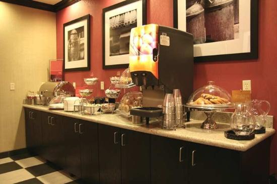 Hampton Inn & Suites Palm Coast: Restaurant
