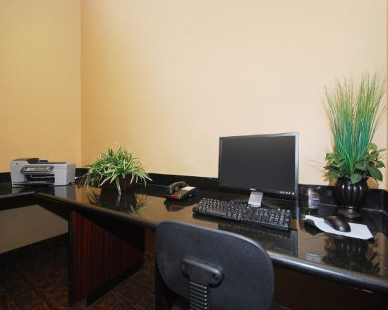Comfort Suites Grand Prairie: Business Center