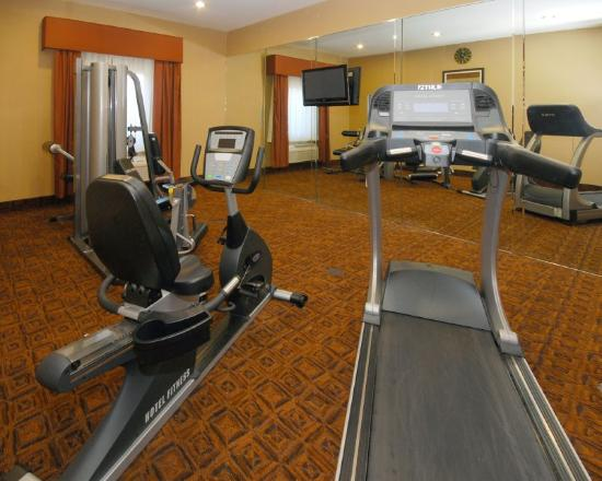 Comfort Suites Grand Prairie: Fitness Room