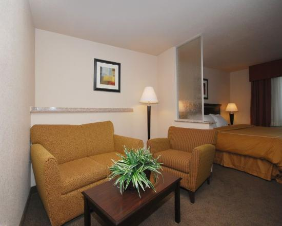 Comfort Suites Grand Prairie: King Suite A