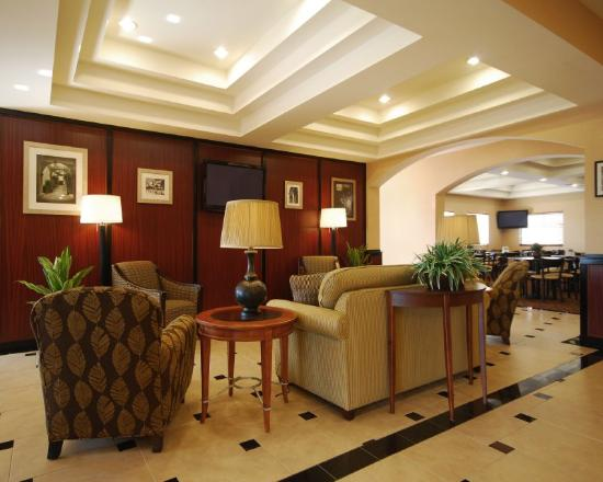 Comfort Suites Grand Prairie: Lobby A