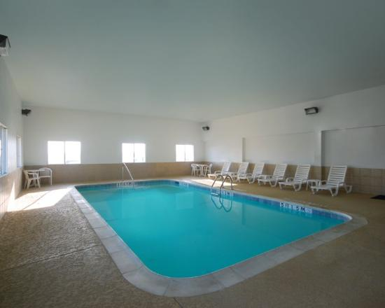 Comfort Suites Grand Prairie: Indoor Pool A