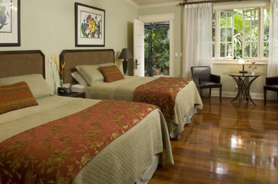 Hotel Grano de Oro San Jose: Deluxe Room with 2 beds