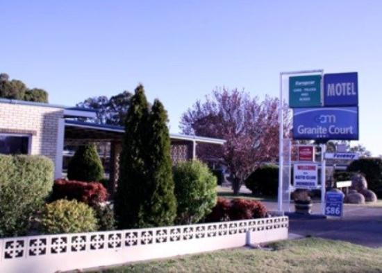 Photo of Granite Court Motel Stanthorpe