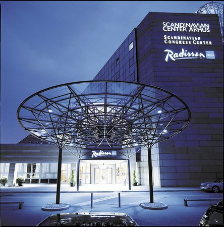 Radisson Blu Scandinavia Hotel, Aarhus