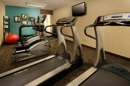 Drury Inn & Suites Jackson: Fitness Center