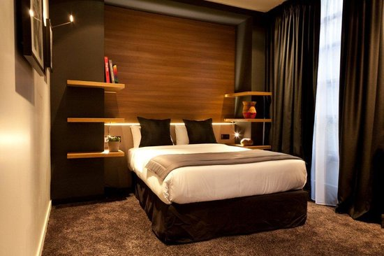 Fred hotel paris france hotel reviews tripadvisor for Chambre de luxe hotel