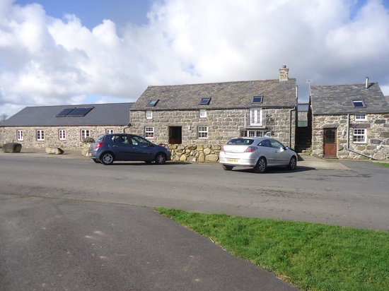 Llwyndyrus Farm Spa Holidays