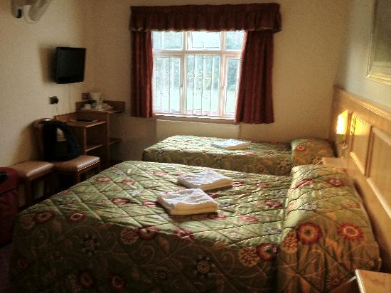 Leigham Court Hotel: Room 310