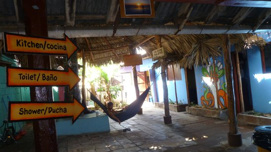 Bigfoot Hostel: Common area