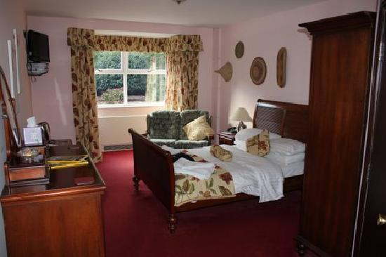 Clee House Hotel & Bistro: Superior Double Room