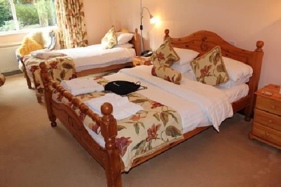 Clee House Hotel & Bistro: Triple Room