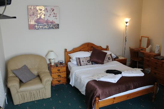 Clee House Hotel & Bistro: Double Room