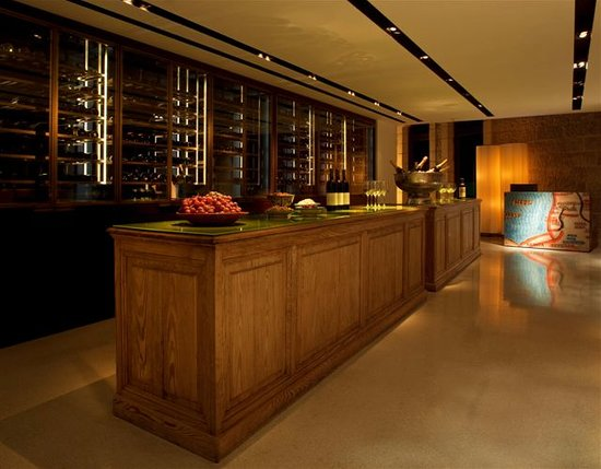 Mamilla Hotel: Wine Bar
