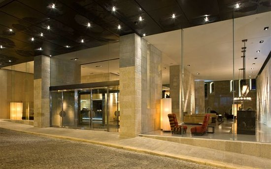 Mamilla Hotel: Main Entrance