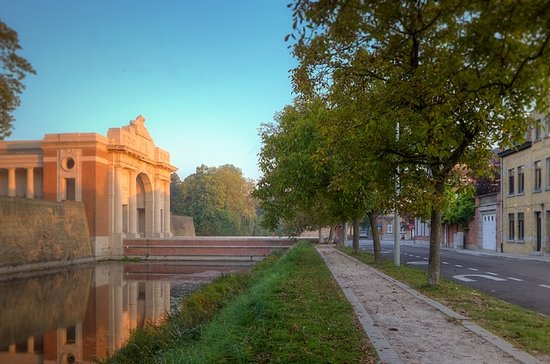 Photo of Menin Gate House Ypres