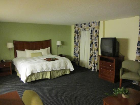 Hampton Inn & Suites of Ft. Pierce: Zimmer