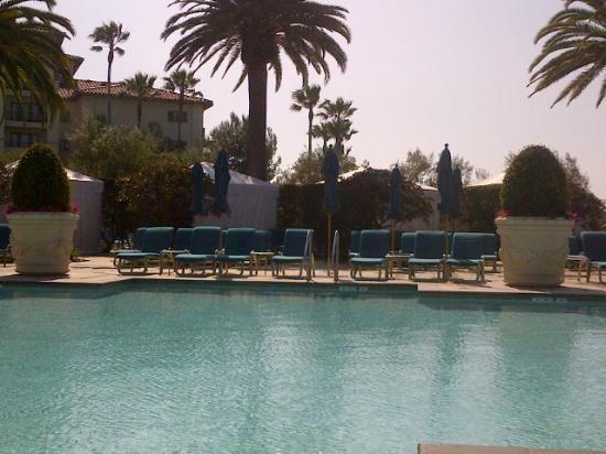 Dana Point, Kalifornia: Hotel pool