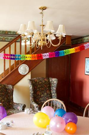 The Maven Gypsy Bed & Breakfast & Cottages: Celebrating a birthday
