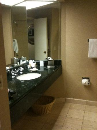Hyatt Regency Bethesda: Bathroom