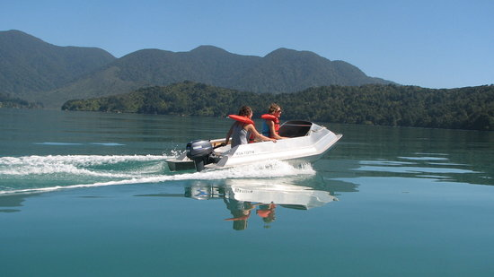 Waterways Boating Safaris