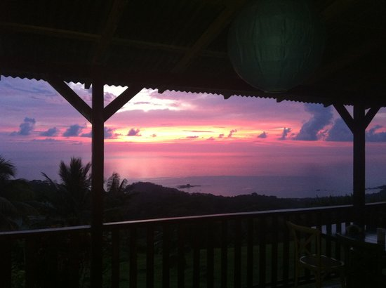 Bella Vista Lodge : Sunsets here are magnificent!
