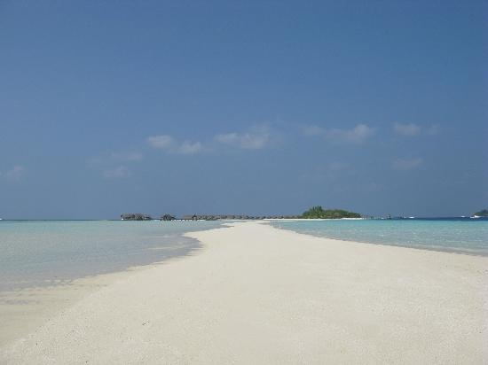    : Long sand bar