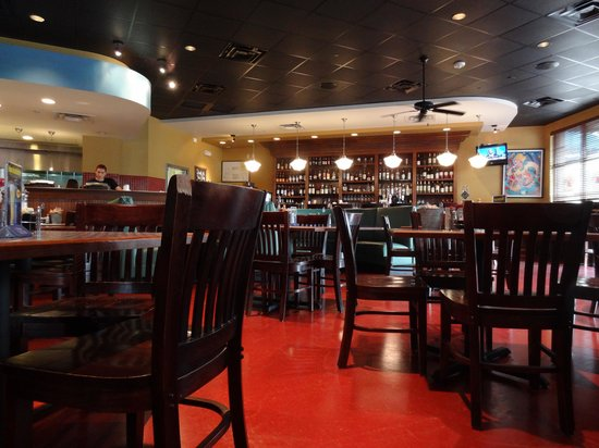 Inside picture of fish city grill lakeland tripadvisor for Fish city grill