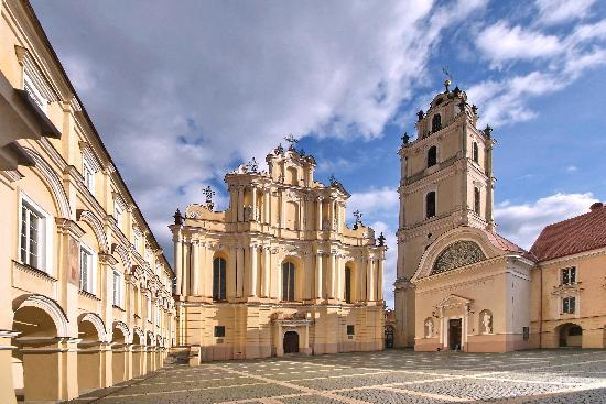 Vilnius, Litauen: Church of St. John's