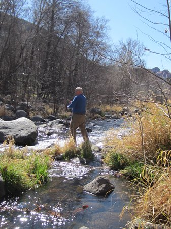 Top 30 places to visit in sedona check out sedona things for Fishing spots in arizona