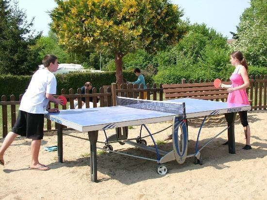 Ping pong for Piscine bresles