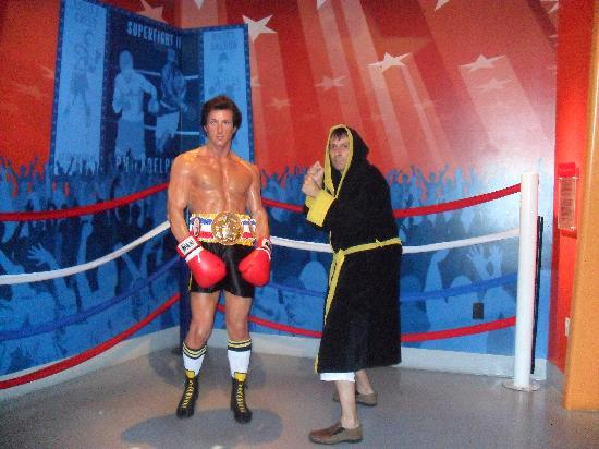 Hollywood Wax Museum Los Angeles