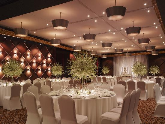 Grand Indochine Ballroom Wedding Picture Of New World