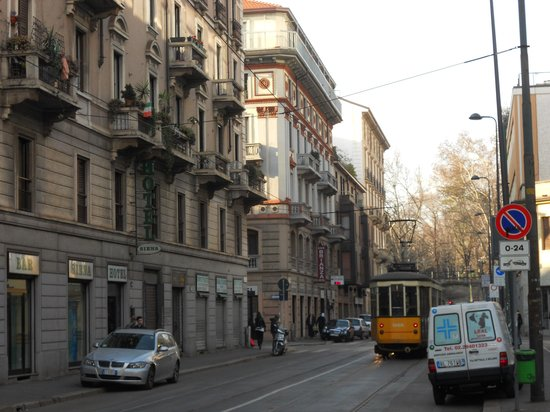 Photo of Hotel Siena Milan