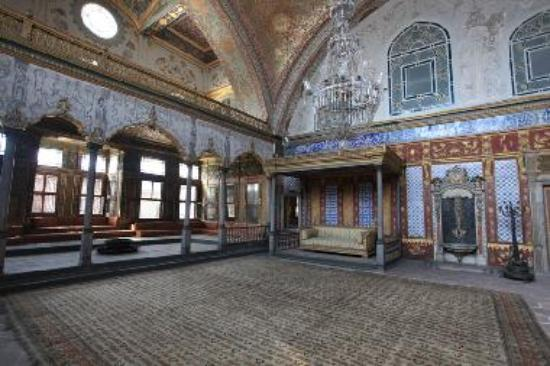 Harem in the Topkapi Palace