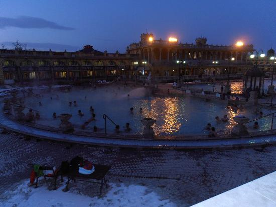 Remember To Bring Your Waterproof Camera To The Bath Picture Of Szechenyi Baths And Pool