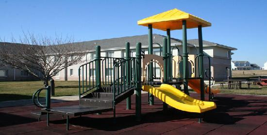 Navy Lodge New London: Playground