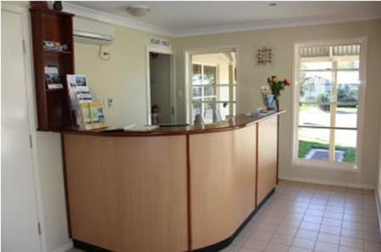 Gayndah, Australia: Country Roads Motor Inn