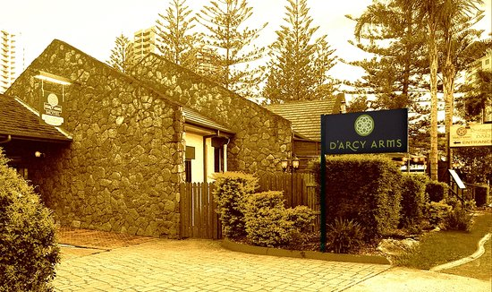 D'Arcy Arms Motel