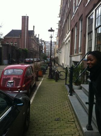 The Flying Pancake B&B Amsterdam: Street