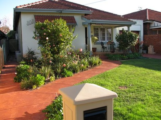 Inglewood, Australia: Crawford House Bed and Breakfast at Perth