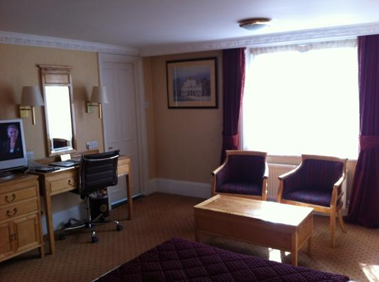 Buckingham Hotel: suite for 2