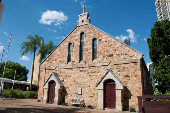 Anglican all saints church reviews brisbane queensland for 87 wickham terrace