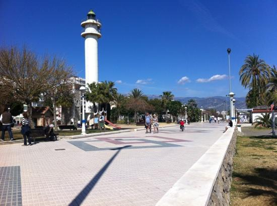 Torre del Mar, Spanien: Lighthouse
